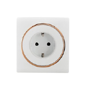 Wholesale Price 10A Wall Electric Power Socket