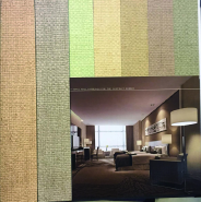 Best Selling Superior Quality Latest Design wall cloth YPC-FB-Texture III
