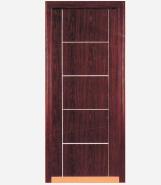 On Sale Premium Quality Good Design MDF door- modern flush design, living room door, bedroom door (PVD-018)