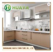 Factory made cheap custom uv kitchen cabinet