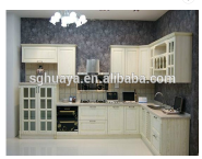 Economical And Practical Project PVC Kitchen Cabinet/UV board kitchen cabinet/lacquer kitcen cabinet
