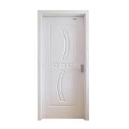 Factory Supply Samples Are Available Customizable Yekalon MDF Door Modern Flush Design Interior Door Living Room Door Bedroom Door (PVD-151)