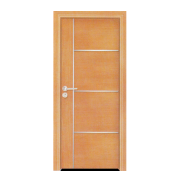 Advertising Promotion Super Quality Unique Design Yekalon MDF Door Modern Flush Design Interior Door Living Room Door Bedroom Door (PVD-188)