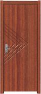 Opening Sale Samples Are Available Special Design Yekalon MDF Door Modern Flush Design Interior Door Living Room Door Bedroom Door (PVD-110)