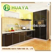 Wholesale High Gloss mdf kitchen cabinet design