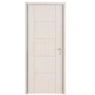 New Arrival Luxury Quality Best Design Yekalon MDF Door Modern Flush Design Interior Door Living Room Door Bedroom Door (PVD-187)