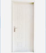 Professional Factory Supply Quality Guaranteed Custom Fitted Yekalon MDF Door Modern Flush Design Interior Door Living Room Door Bedroom Door (PVD-136)