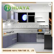 Custom Made Painting kitchen corner cabinets