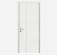 New Coming Quality Assured Customization Yekalon MDF Door Modern Flush Design Interior Door Living Room Door Bedroom Door (PVD-183)