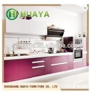 Wholesale cheap modern uv kitchen cabinet