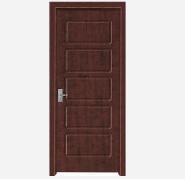 New Product Highest Level Fancy Design MDF door- modern flush design living room door, bedroom door (PVD-118)