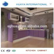 modern uv door kitchen cabinet high glossy shouguang manufacturer