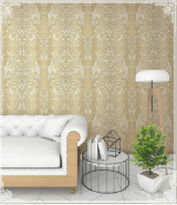 Best-Selling Best Quality Comfortable Design PVC Wallpaper YPC-PVC-Burano