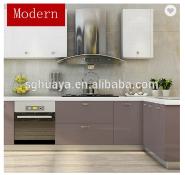 modular kitchen cabinets/high gloss lacquer kitchen cabinet doors/uv kitchen cabinet door