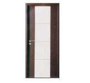 Brand New Quality Assured Latest Designs Yekalon MDF Door Modern Flush Design Interior Door Living Room Door Bedroom Door (PVD-196)