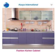 high quality UV door Kitchen cabinets/kitchen Furniture