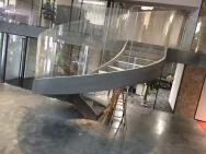 Foshan Nanhai Shangbu Stairs Industry Co., Ltd. Glass Railing