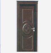 Best Selling Superior Quality Latest Design MDF door- modern flush design,engineered door, interior door (PVD-205)