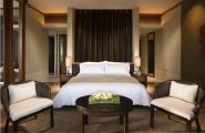 Complete set good quality custom hotel furniture bed