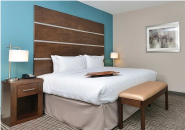 Sales Promotion High Quality Original Design hotel wood double bed designs with box CH-062