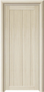 Best-Selling Best Quality Comfortable Design WPC door Engineering series (WPD-044)