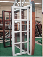 Sales Promotion High Quality Original Design alu-wood windows AW-003