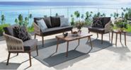 Bargain Sale Top Quality Fashion Designs Outdoor Sofa YKL-H-N-001