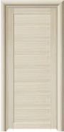 Hot Sell Hot Quality Fashionable Design WPC door Engineering series (WPD-043)