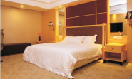 Opening Sale Samples Are Available Special Design Customized Simple Hotel Bed Furniture Bed CH-019