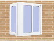 Best-Selling Best Quality Comfortable Design upvc window U-Cornor001