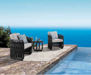 New Arrived Quick Lead Simple Design Outdoor Sofa YKL-H-N-13