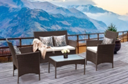 Best Choice Exceptional Quality Popular Design Outdoor sofa YKL-H-S-35