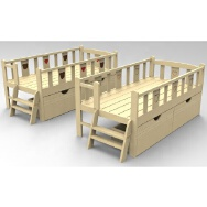 Wanghai Furniture (Foshan City) Company Limited Baby Cribs