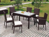 FURNISHING CHINA GROUP INTERNATIONAL LIMITED Rattan Table & Chair