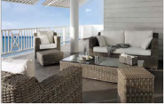 Promotional Quality Guaranteed Customized Design Outdoor Sofa YKL-H-S-33