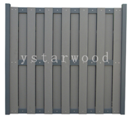 Zhejiang Yuansentai Wood Plastic Science And Technology Co., Ltd. WPC Outdoor Building Material