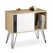 Wood pantry sideboard cabinet organizer stationary cupboard design for kitchen