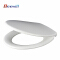 Universal Size soft close and quick release wc toilet seat