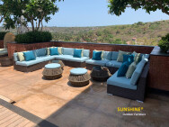 FURNISHING CHINA GROUP INTERNATIONAL LIMITED Outdoor Sofa