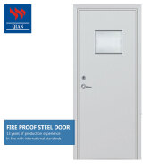 Foshan Qi'an Fireproof Shutter Doors Co., Ltd. Steel Doors