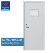 Foshan Qi'an Fireproof Shutter Doors Co., Ltd. Steel Doors