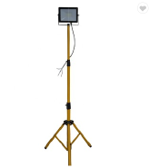 10W 20W 30W 50W 100W led work light with tripod led flood light ip65 waterproof outdoor lighting