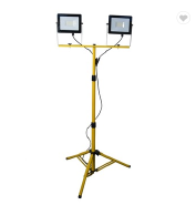 20W 40W 60W 100W 200W removable work light industrial light fixtures led flood light foldable led fl