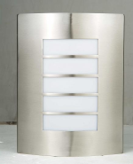 stainless steel wall lantern ST031 F