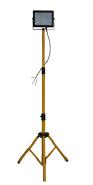 100W led flood light with retractable bracket 100WATT industrial light fixtures 100w ip65 waterproof