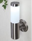 stainless steel angle solar wall lantern ST025-solar