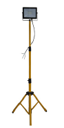 10w LED flood light with tripod 10watt work light tripod 10watt slim led floodlight