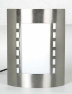 stainless steel wall lantern ST031 A