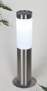 stainless steel angle solar wall lantern ST022-375