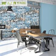 Modern Abstract 1.06 PVC Wallpaper